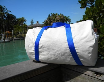 Medium Recycled Sail Duffle Bag