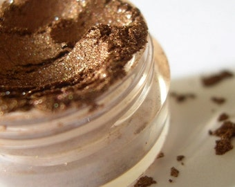 30% OFF BRONZE Mineral Eye Shadow Makeup Eye Color Pigment