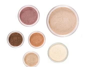 60% OFF - 8pc FALL GLOW Mineral Makeup Kit