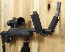 Gun Hooks   Black
