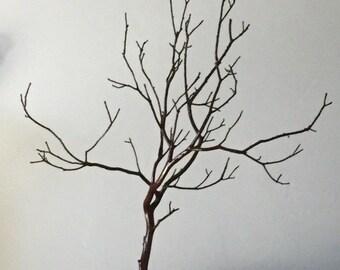 Manzanita tree centerpieces, Manzanita branch, jewelry tree, Manzanita, Manzanita tree, Manzanita branches, wishing tree