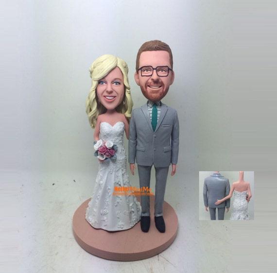 custom cake topper bobble head wedding topper bobblehead. Black Bedroom Furniture Sets. Home Design Ideas