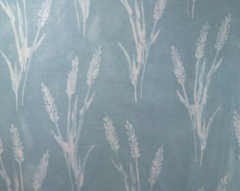 Hand Dyed Batik 100% Cotton Quilting Fabric - 1/2 yard wheat