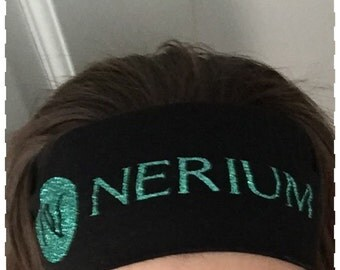 Nerium cotton stretch headband
