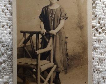 Antique picture postcard