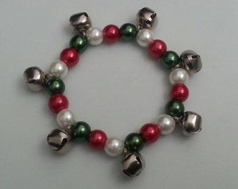 Holiday Bell Bracelet