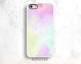 Watercolor iPhone 6S Case, iPhone 6 Case, iPhone 5C Case, Watercolors iPhone 5S Case, Watercolors iPhone 6 Plus, iPhone SE Case