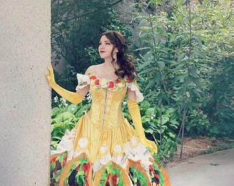 Signed Taco Belle Dress PRINT by Avant-Geek