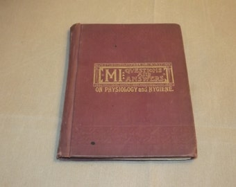 1001 Questions and Answers on Physiology and Hygiene 1876