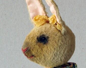 "Artist teddy bear - bunny OOAK ""Bonnie"""