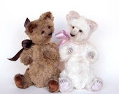 Teddy bear White and/or Brown