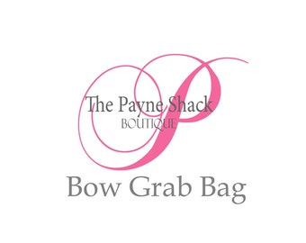 ON SALE Hair Bow Grab Bags!!! RTS!!