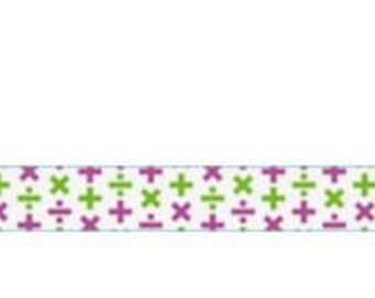 Funny Washi / Masking Tape - 6 mm x 15 M