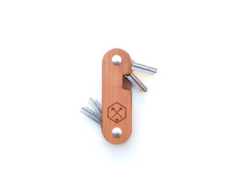 TIMBER Folding Pocket Key Holder - Free US Shipping