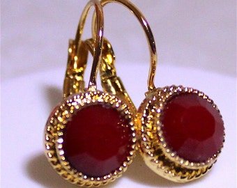Dark Red Coral