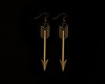 Poison Arrow Earrings