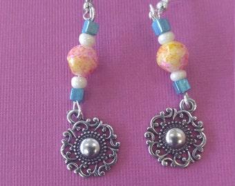Sun daze earrings