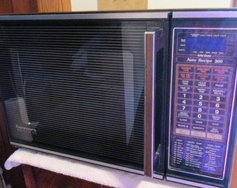 MICROWAVE CONVECTION OVEN working Well Kept Kenmore vintage 1985 used not abused w/inst Probe new food dehydrator Pick Up Only Chicago 60461