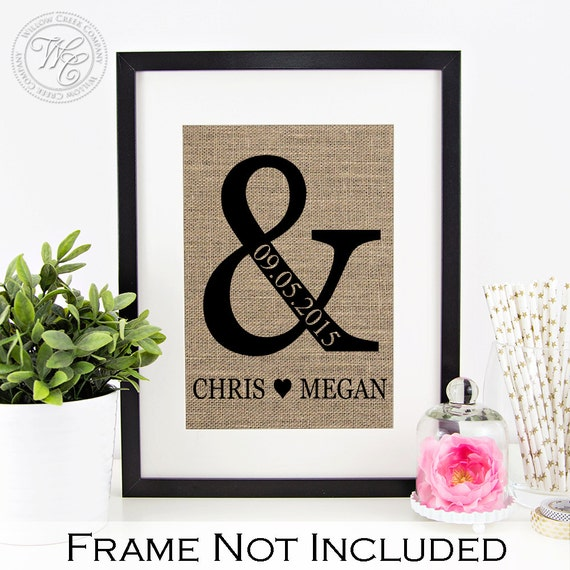 Wedding Gift Personalized Wedding Gift for Couple Gift for Bride ...