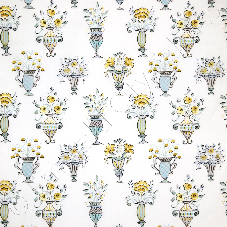Dena designs tea garden chai lemon fabric by the yard for Dena designs tea garden fabric