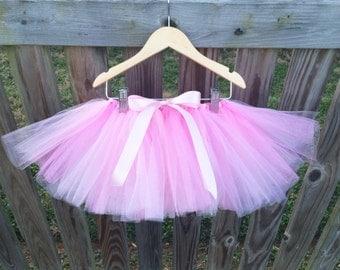 Pretty in Pink Tulle Tutu