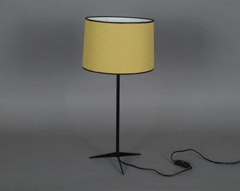 Table Lamp yellow / black S