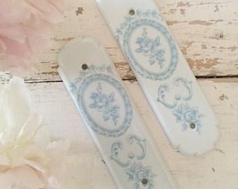 """Vintage French Decorative """"Porcelaine de Paris"""""""