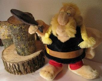 Asterix-Obelix Fischer