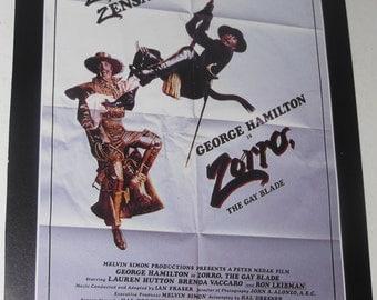 from Paxton zoro the gay blade hamilton