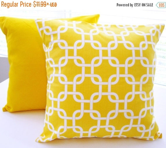 CLEARANCE SALE 2 Pillow Covers Pillows Cushions by PillowsByJanet