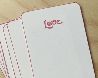 love gift tags, vintage inspired, gift wrap, labels, adhesive tags