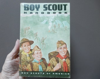 1970 Handbook for Boys Seventh Edition