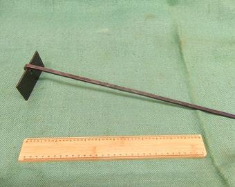 mastermy ash rake gotland viking period 1000AD living history reenactment use