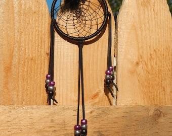 Native American Made Bear Totem Dream Catcher