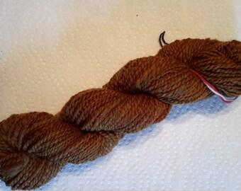 Handspun corridale yarn