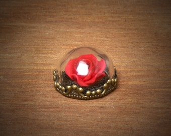 Miniature Rose  for Lost Love Your Dollhouse