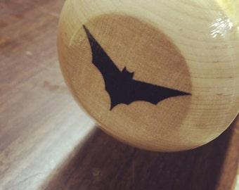 Bombshell Batwoman Cosplay Bat Water Slide Decals