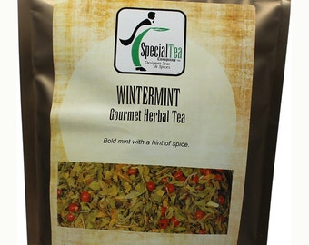 Wintermint, Herbal Tea, 20 Tea Bags