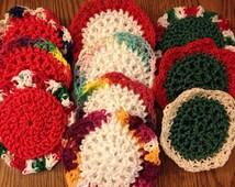 Crochet Dish Scrub