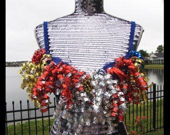 Christmas Bra,Ribbon Bra,Bow Bra,ribbon & bows,Holiday,Custom Made Bra,unique,one of a kind