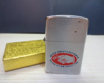 Barlow Wind Proof Cigarette Lighter Advertising Lighter