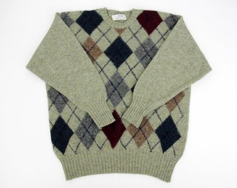 Vintage Sweater // PRINGLE of Scotland men's sweater