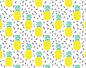 Nursing Pillow Cover Summer Pineapples. Nursing Pillow. Nursing Pillow Cover. Minky Nursing Pillow Cover. Pineapple Nursing Pillow Cover.
