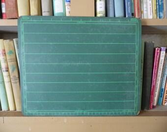 Chalkboard/Green Chalkboard/School/Children's Chalkboard/Small/Slate/World Research/Super Slate/Toys