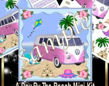 A Day by the Beach Mini Kit