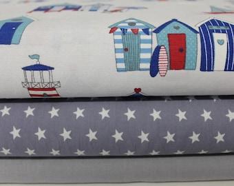 Fabric package Beachhouse 1.5 meter No. 8