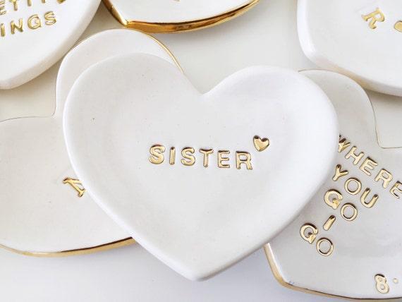 sisters ring dish