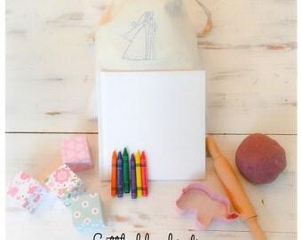 Toddler Wedding Activity Bag