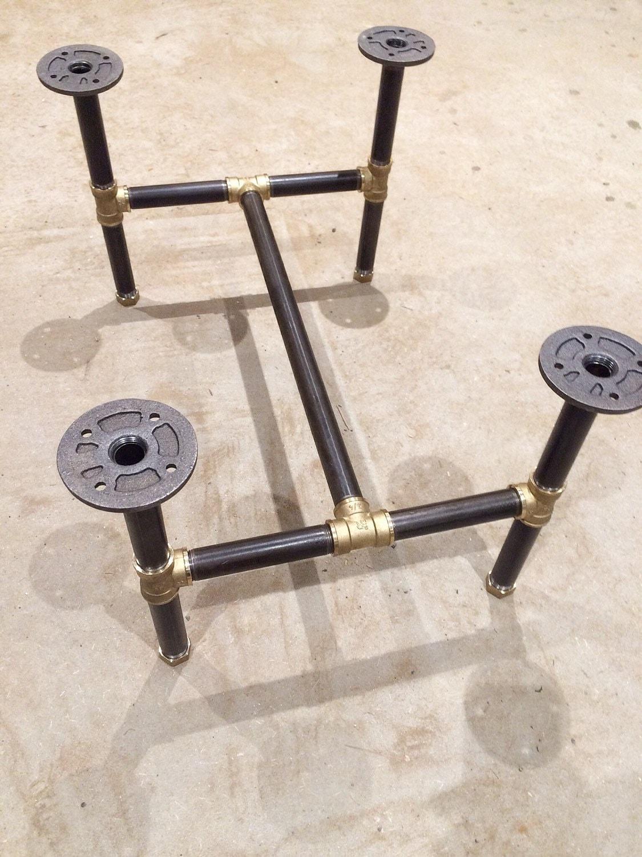 Steel Pipe Coffee Table Legs