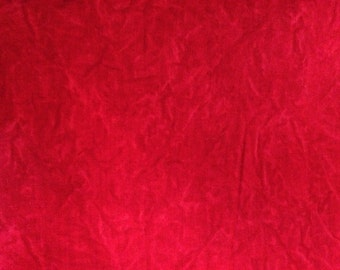 Red Moda fabric by the yard - red fabric by the yard - Georgetown Moda fabric